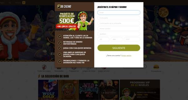 Cómo registrarse en los casinos online