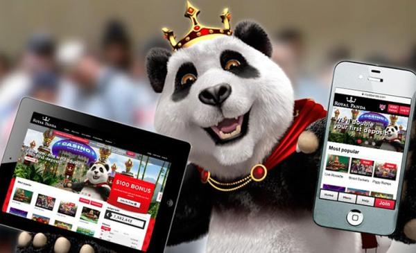 royal panda casino movil