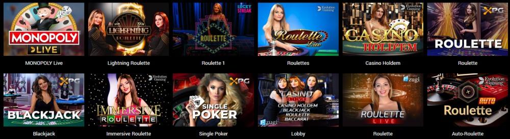 spinamba casino en vivo