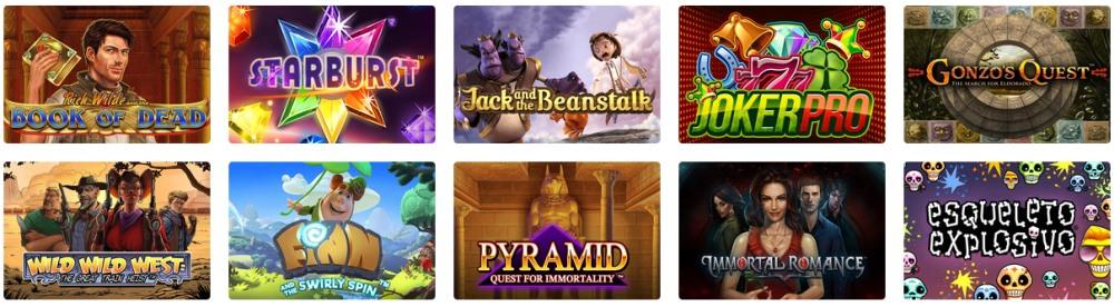 supercat casino tragamonedas