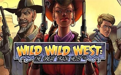 Wild Wild West – The Great Train Heist